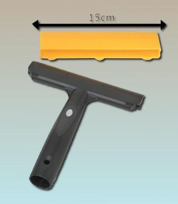Grattoir Ettore Pro 15cm pour vitres
