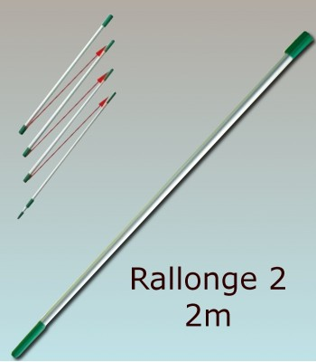 03 :  Téléplus - Rallonge n°2 - 2m