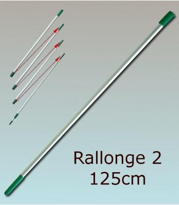 07 : Téléplus - Rallonge n°2 - 125cm