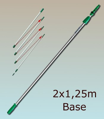 Téléplus Base 2x125cm