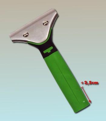 Poignée fixe Unger XL ergonomique pour baguette inox Unger